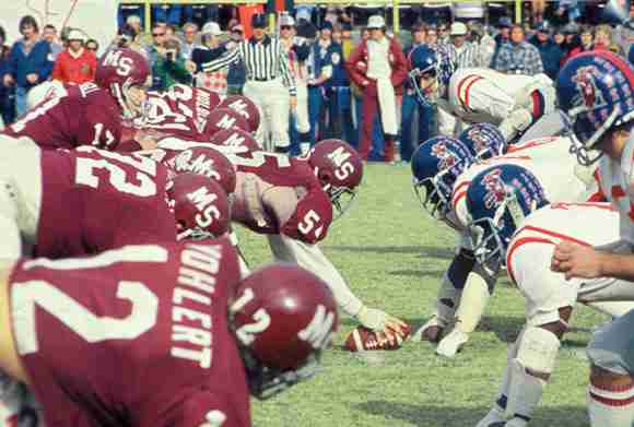 Egg Bowl Traditions and Memories