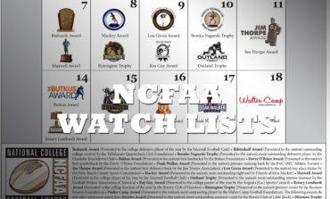 Three Rebels named to preseason Watch Lists