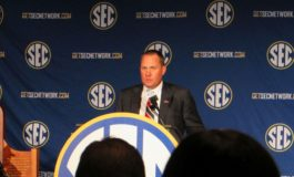 Rebels take the stage for SEC Media Days