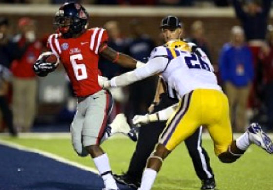 Ole Miss Upsets No. 6 LSU with last second field goal, 27-24