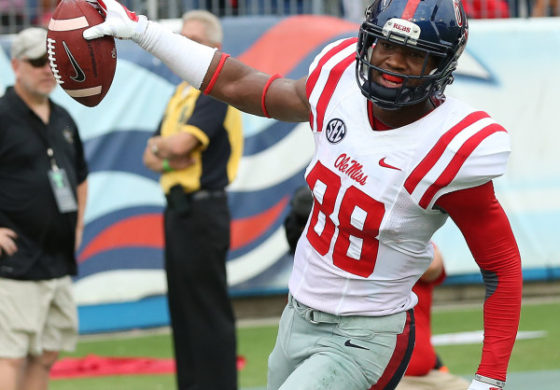 No. 15 Ole Miss pounds Vanderbilt 41-3