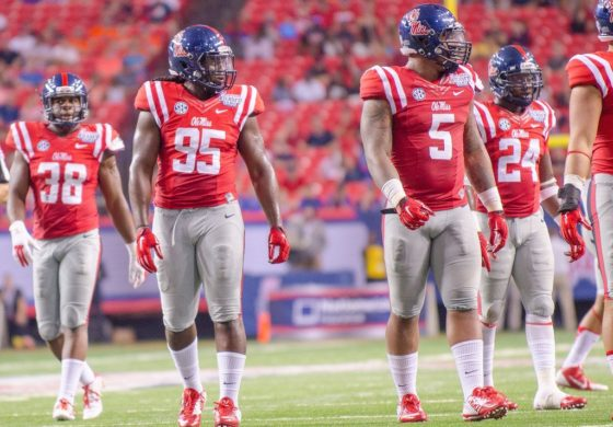 Rebels up to No. 14 in AP Top 25