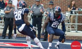 Rebels ranked No. 10 in AP Top 25