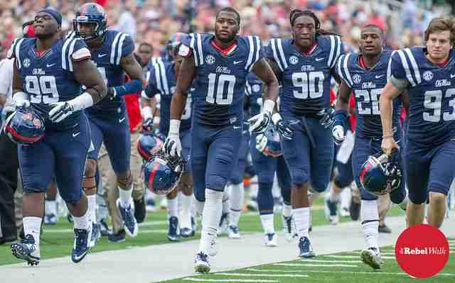 Gridiron Gallery: Ole Miss vs. ULL