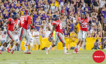 Gridiron Gallery - Ole Miss vs. LSU 2014