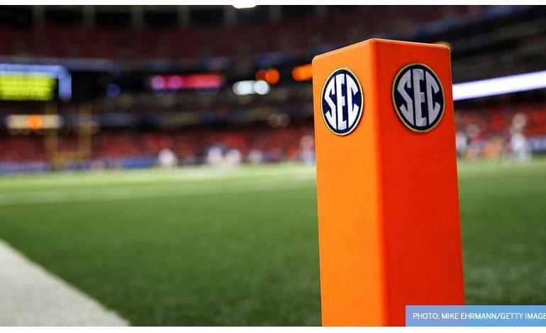 SEC Schedule: Week 9