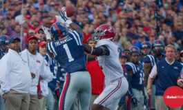 Ole Miss WR Treadwell named to Walter Camp Watch List