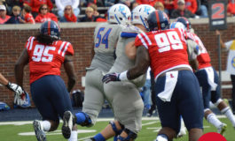 Ole Miss DT Herbert Moore out for season with torn ACL