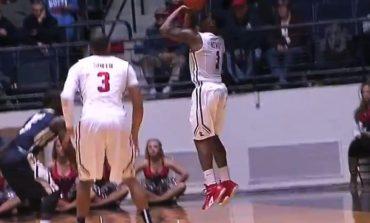 Rebels Men's Basketball drops season opener in OT