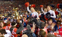 Lane Kiffin, Mike Leach look ahead to upcoming Egg Bowl