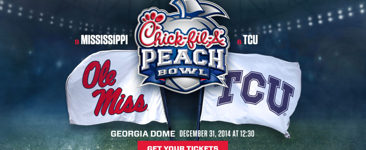 Peach Bowl Notes 12/27: Rebels hold first practice