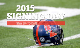 Rebels finish with strong 2015 recruiting class