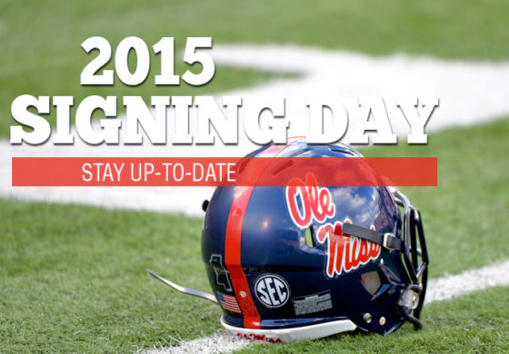 Recruits get a surprise treat on Ole Miss visit