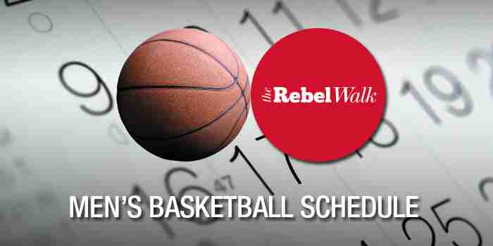 2018-19 Ole Miss Men's Basketball Schedule