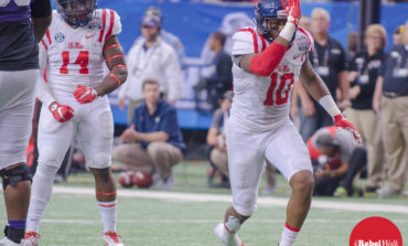 Gridiron Gallery: Ole Miss in the Peach Bowl