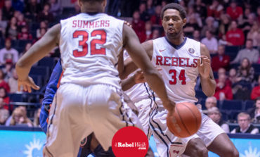 Summers seals Rebel win over Gators