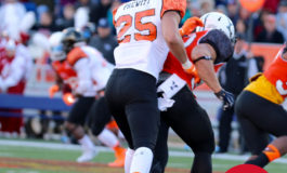 Gridiron Gallery: Prewitt and Golson in Senior Bowl