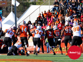 Senior Bowl action