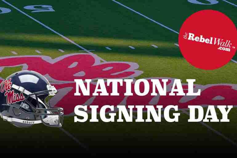 National Signing Day at Ole Miss: Who to watch, schedule of announcements