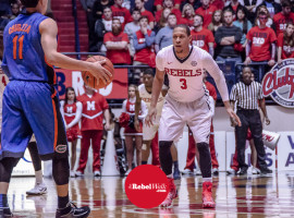 Terence Smith concentrates on Chiozza