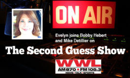 Evie talks Ole Miss on WWL-New Orleans (AUDIO)