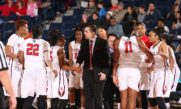 Ole Miss drops game to Hogs at SEC Women's Tournament