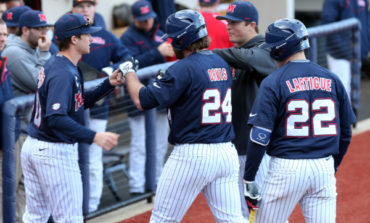 Diamond Rebels win series over Vandy, begin 2nd half of SEC play