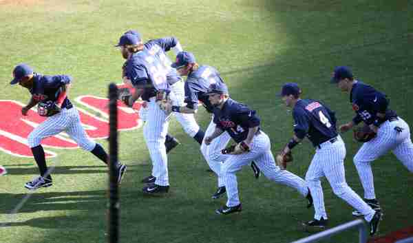 Ole Miss baseball back home to face Stetson Hatters