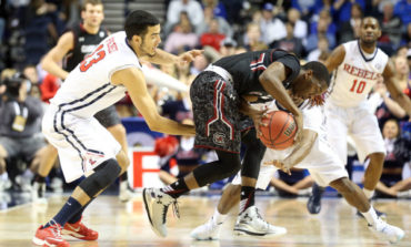 Rebels drop heartbreaker to USC in SEC tourney