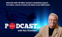 On the road to victory: Ole Miss' Faleru, Frizzell and Coach Insell (Podcast)