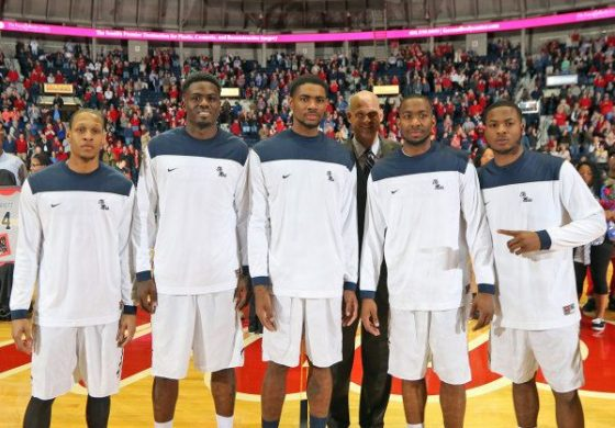 Ole Miss fans hope for long dance with Rebel seniors