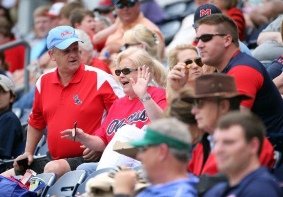 Ole Miss, SEC dominate national rankings for baseball attendance