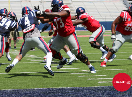 Grove Bowl – Rod Taylor, D. Nkemdiche, Justin Bell