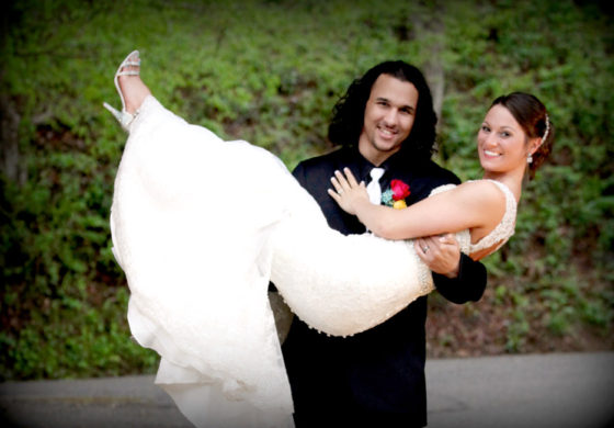 Ole Miss' Cody Prewitt marries high school sweetheart