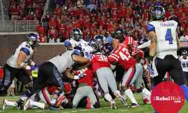Hugh Freeze uses bye week to explore minor adjustments to Rebels' defense