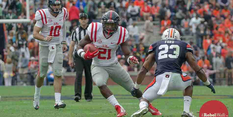 Running game gives Ole Miss offense a lift heading into final SEC stretch