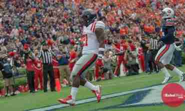The Rebel Walk's Courtney Smith joins MarkRogersTV to discuss Ole Miss RBs