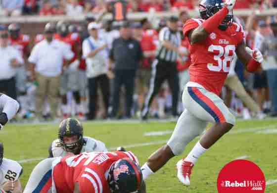 Ole Miss' Marquis Haynes impressing coaches in Carolina as he looks to earn starting job