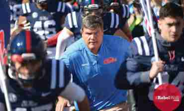 Matt Luke's Rebels continue to show fight and resiliency