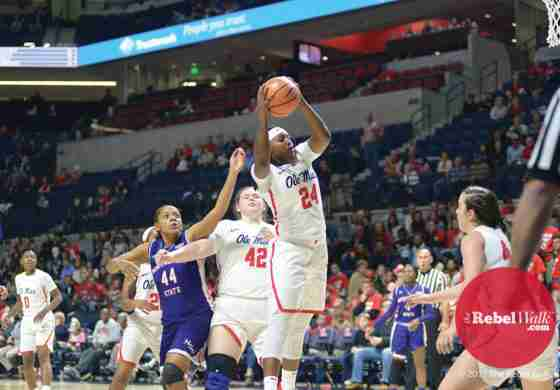 Women's Hoops Gallery: Ole Miss 75, Northwestern State 44