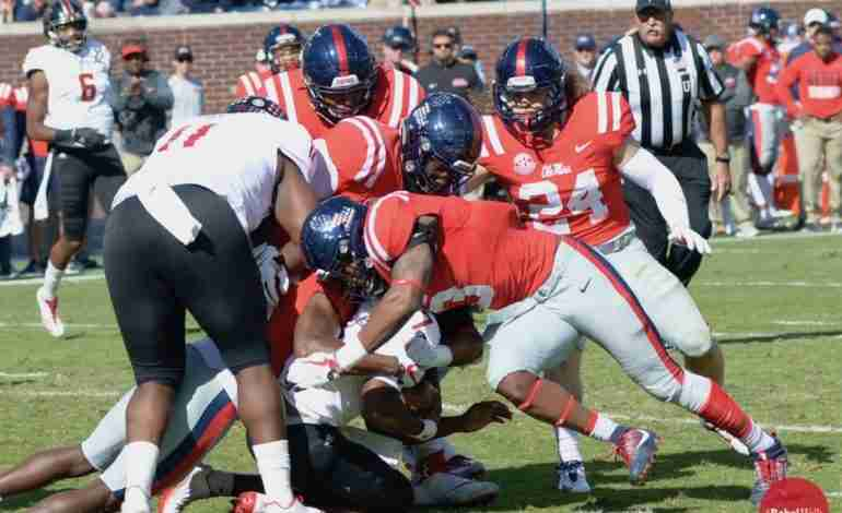 Rebels look to continue momentum as they prepare for Aggies on Senior Night