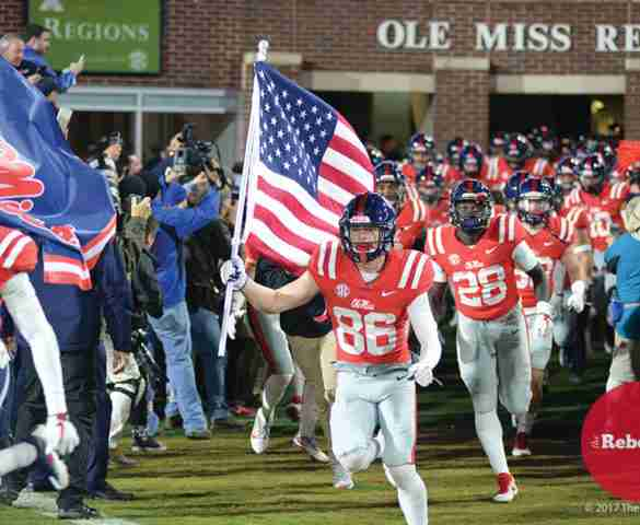 Gridiron Gallery: A&M 31, Ole Miss 24