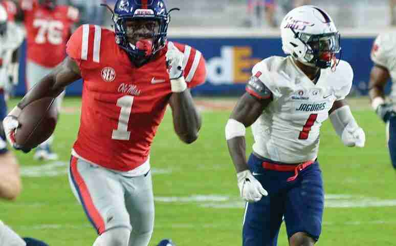 Gridiron Gallery: Ole Miss vs. South Alabama