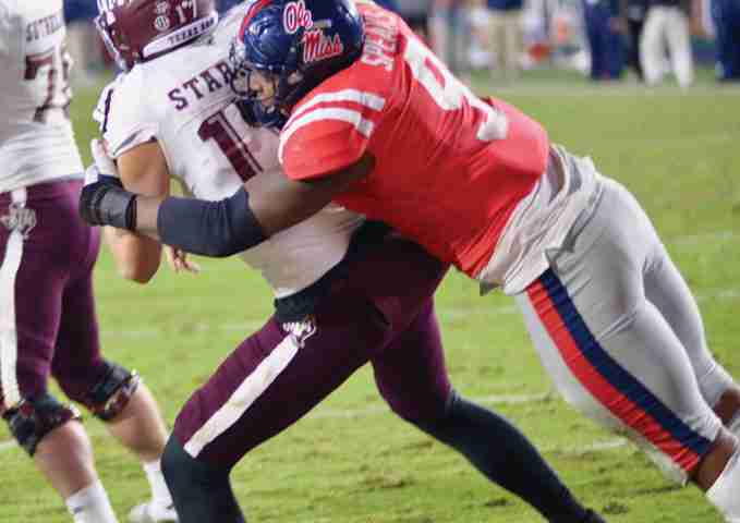 Postgame Points: Texas A&M 31, Ole Miss 24
