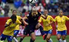 Ole Miss soccer star Souza shines in solid play for Brazil