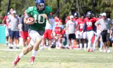 Freeze says Chad Kelly will take the snaps at starting QB this week