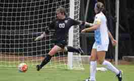 Freshman GK Marnie Merritt doesn't feel pressure replacing McCormick