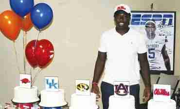 3-star Evans makes pledge to Ole Miss for 2016