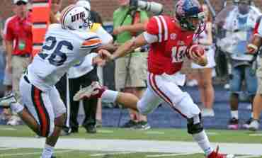 Chad Kelly embraced his debut as Rebels' starting QB