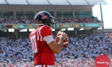 Hard-working Chad Kelly can't get enough of football
